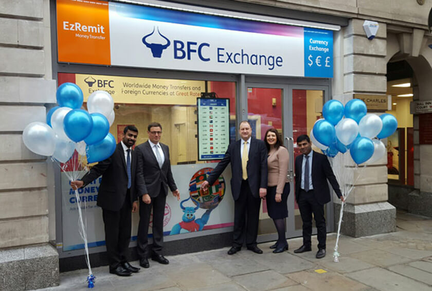 BFC Exchange Opens New Branch in the Strand
