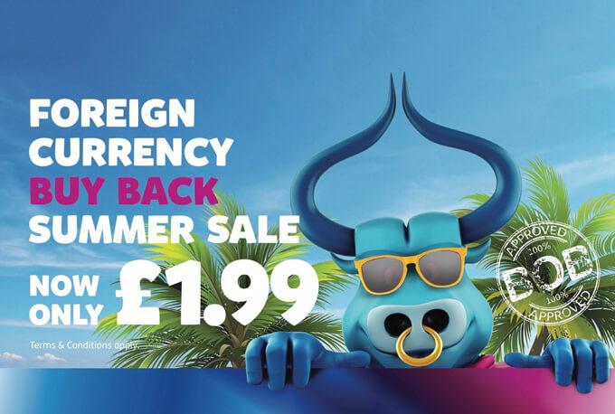 Buy Back Summer Sale