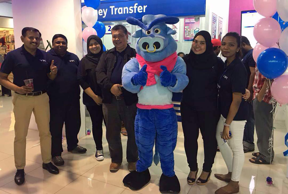 BFC Exchange Opens New Suria Jaya Mall Branch