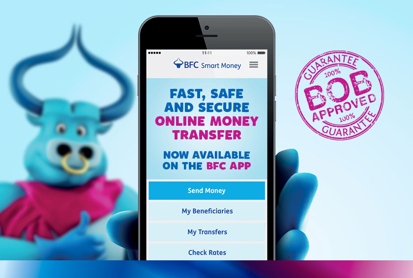 Introducing the new BFC App with Money Transfer