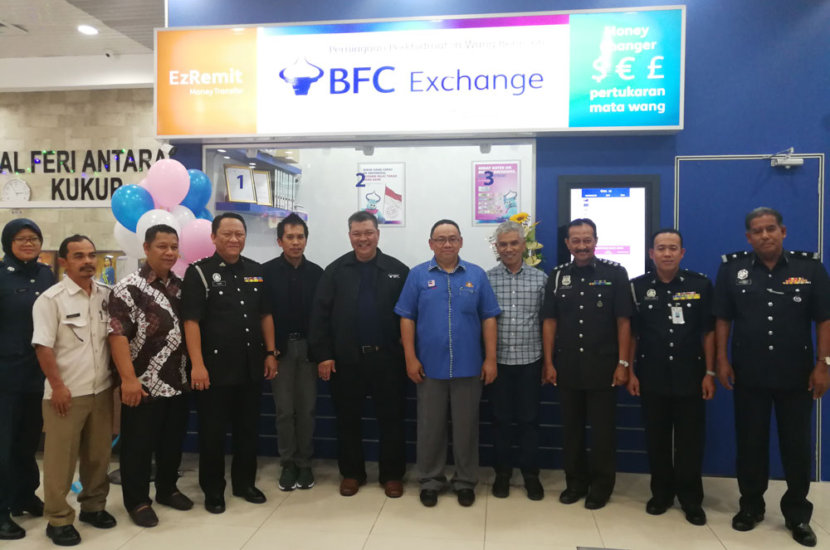 BFC Exchange Opens New Kukup Branch
