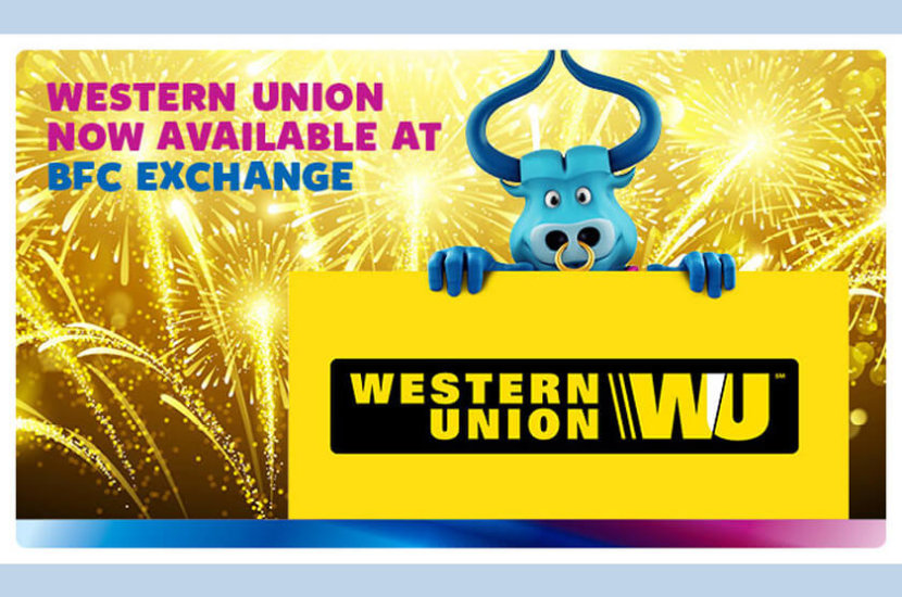 BFC Exchange collaborates with Western Union