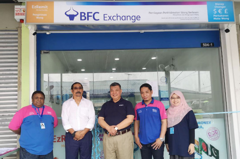 BFC Exchange Opens New Seri Setia Branch