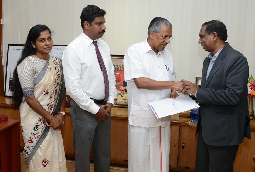 BFC Donates Rs.35 Lakhs to Kerala