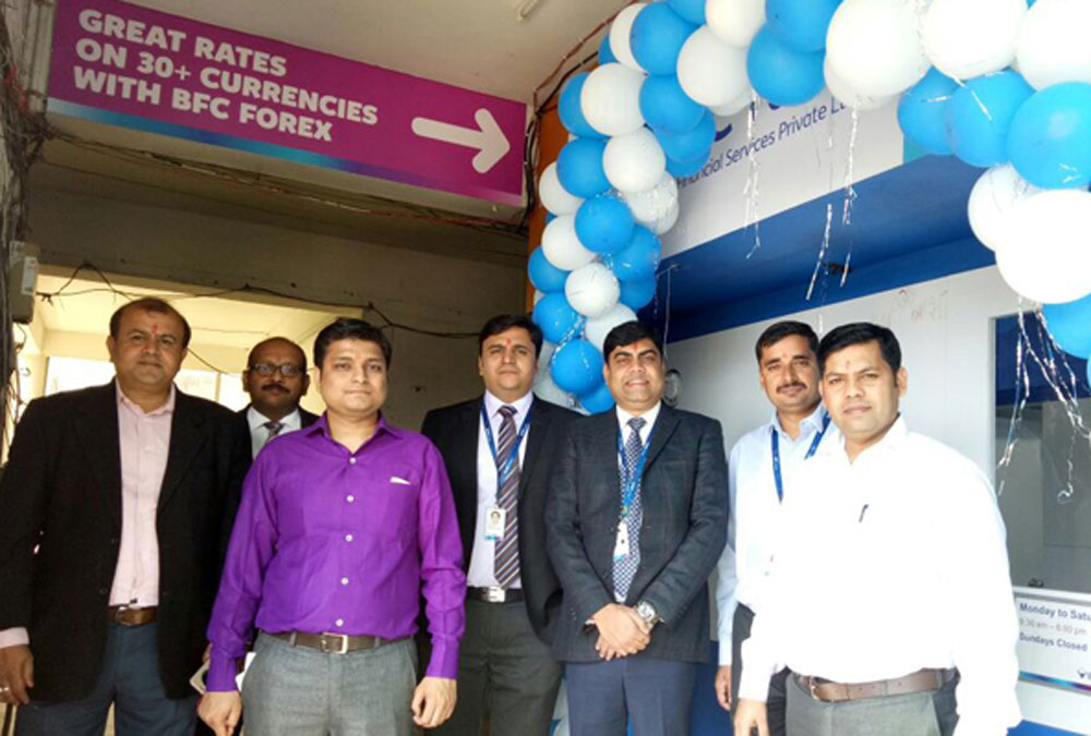 BFC Forex inaugurates new branch in Gurugram, India