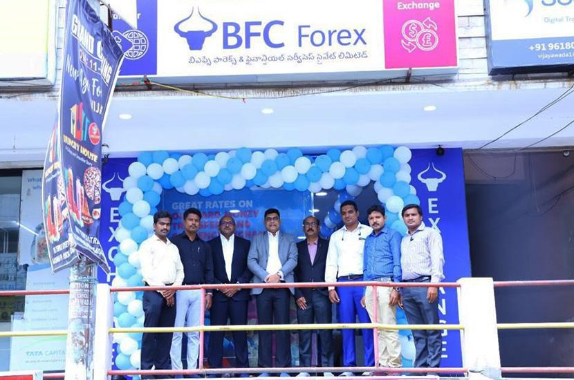 BFC Forex inaugurates 21st Branch in Vijayawada Andhra Pradesh